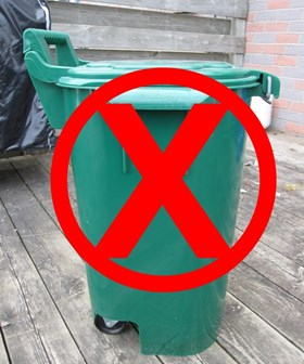 Starve Your Green Bin